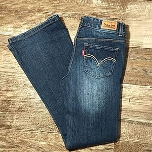Levi's Skinny Flare Jeans
